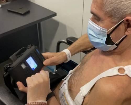 Una armilla que evita la mort sobtada en pacients amb cardiopaties