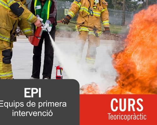 Curs Equips de primera intervenció (EPI)