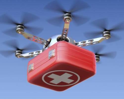Els drons, més efectius que les ambulàncies per fer arribar desfibril·ladors en casos d'aturada cardíaca