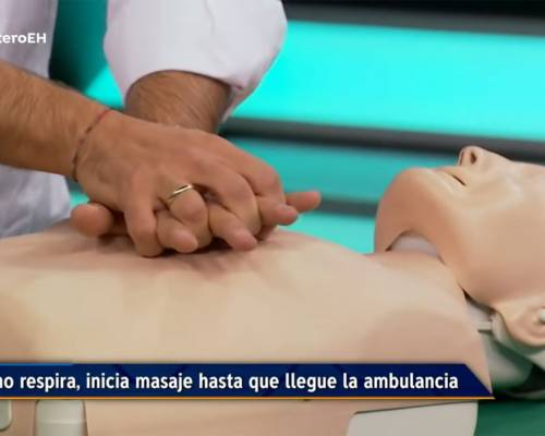 'La Macarena' pot salvar la vida d'una persona