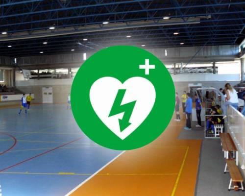 Cardioprotecció d'instal·lacions esportives