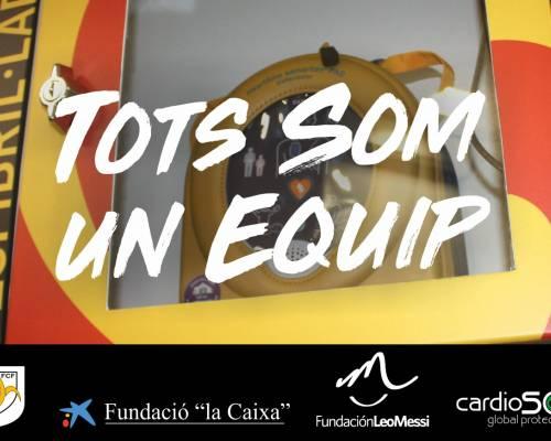 L'FCF engega un programa per cardioprotegir tot el futbol i futbol sala català